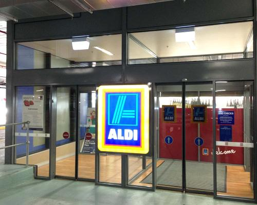 Aldi Moonee Ponds